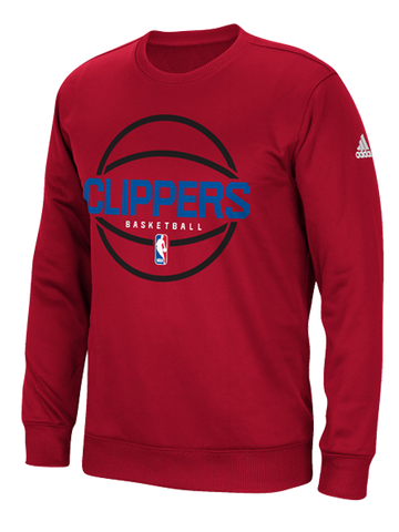 LA Clippers New Ball Graphic Hoody