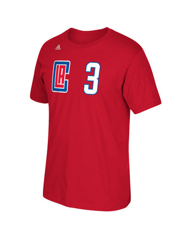 LA Clippers Authentic Road Chris Paul Player T-Shirt