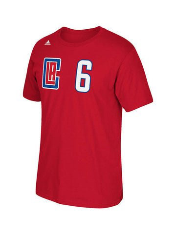LA Clippers Authentic Road DeAndre Jordan Player T-Shirt