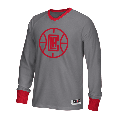 Los Angeles Clippers OC Christmas Day Long Sleeve Shooter