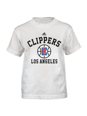 Los Angeles Clippers Kids Standard Logo T-Shirt