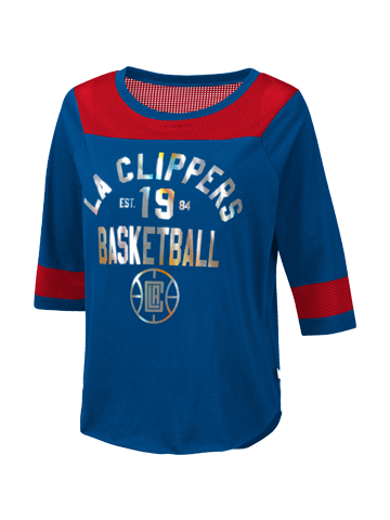 LA Clippers Womens Kick Off T-Shirt