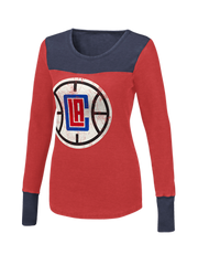 LA Clippers Blindside Thermal Long Sleeve