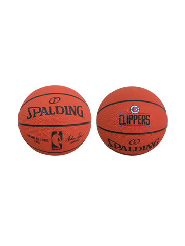 LA Clippers B3 Replica Ball