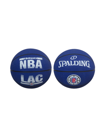 LA Clippers B3 Warm Up Ball