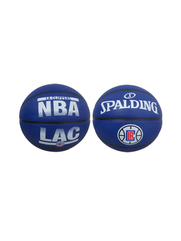 LA Clippers B7 Warm Up Ball