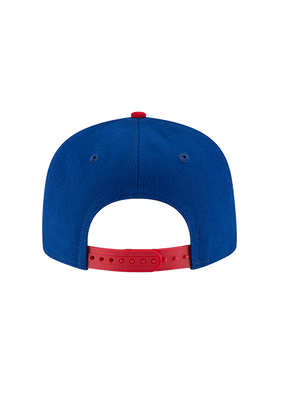 LA Clippers 9FIFTY Youth 2-Tone Snapback Cap - Royal/Red