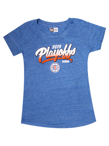 LA Clippers Playoffs Women's Scoop T-Shirt