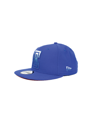 LA Clippers 9FIFTY Faded Front Snapback Cap