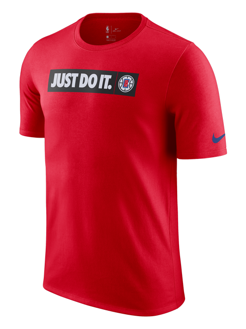 nike t shirt just do it
