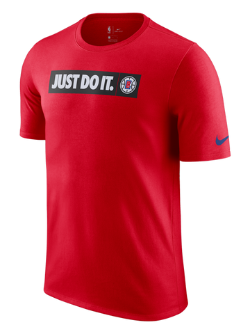 LA Clippers Just Do It T-Shirt