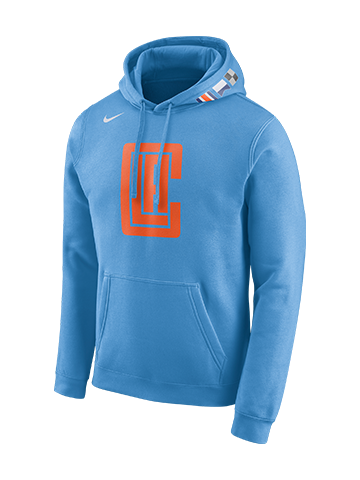 LA Clippers City Edition Club Hoodie