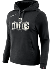 LA Clippers Women's Logo Essential Pullover Hoodie