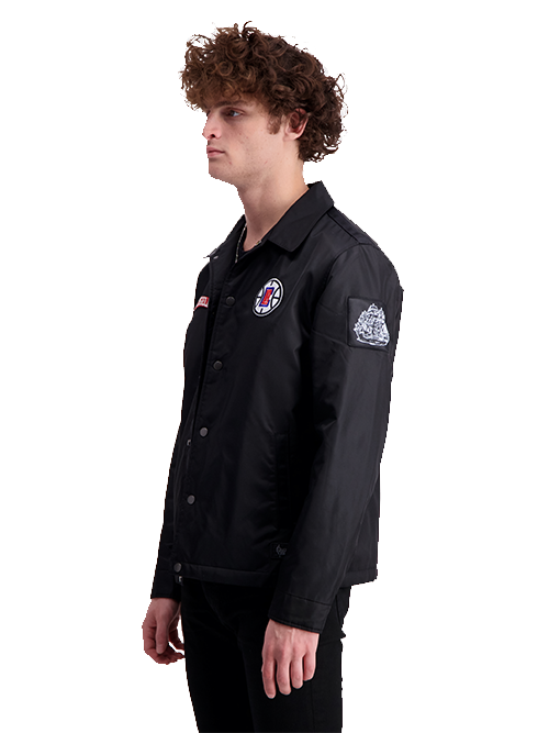 LA Clippers Coaches Button Down Jacket