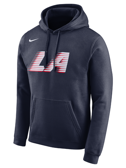 LA Clippers City Edition Essential Logo Hoodie