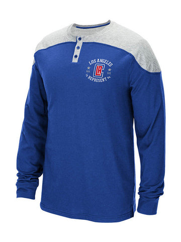 LA Clippers Original Long Sleeve Crew