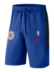 LA Clippers Therma Flex Showtime Shorts