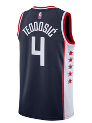 LA Clippers City Edition Milos Teodosic Swingman Jersey