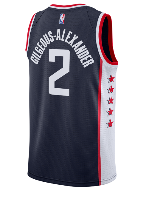 8990ecaaef6 LA Clippers City Edition Shai Gilgeous-Alexander Swingman Jersey – Clippers  Store