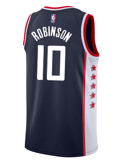 LA Clippers City Edition Jerome Robinson Swingman Jersey