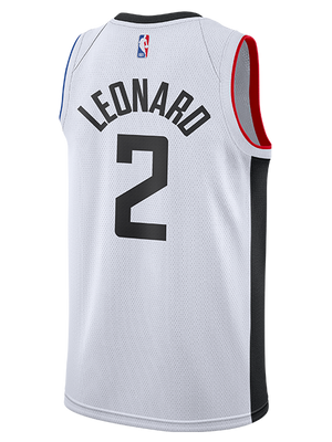 PRE-ORDER LA Clippers Kawhi Leonard City Edition Swingman Jersey