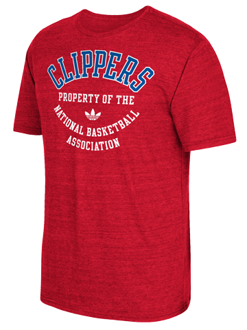 Los Angeles Clippers Originals Property Of T-Shirt