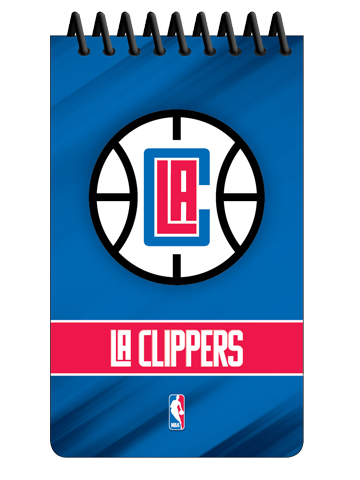LA Clippers Memo Book 3 Pack