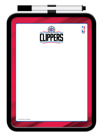 LA Clippers Dry Erase Board