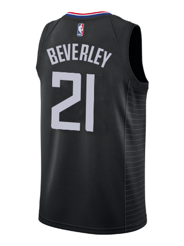 LA Clippers Patrick Beverley Statement Swingman Jersey