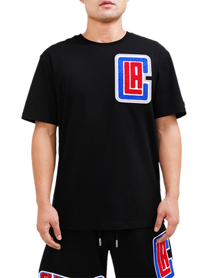 LA Clippers Team Logo Jersey T-Shirt