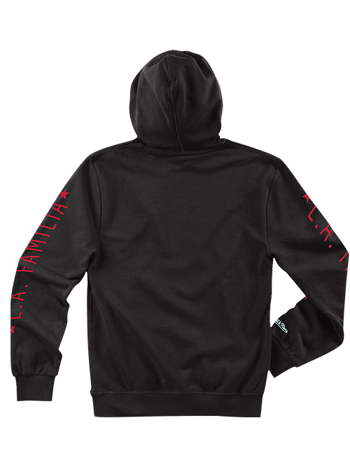 LA Clippers Slam Magazine Cover Hoodie - Black