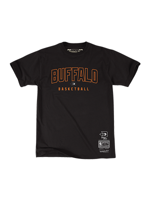 LA Clippers Classic Edition Buffalo Braves Arched T-Shirt