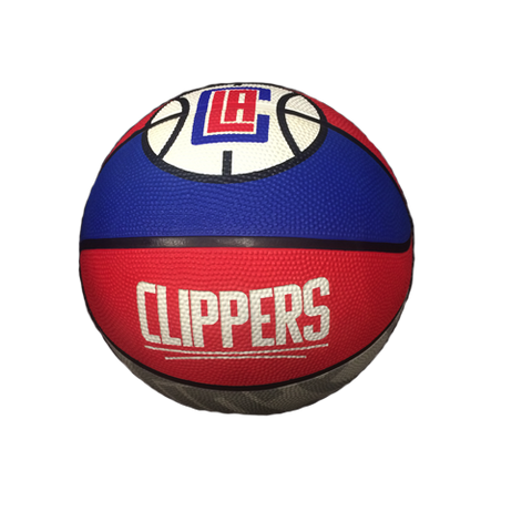 Los Angeles Clippers Secondary Alternate Panel B7 Ball