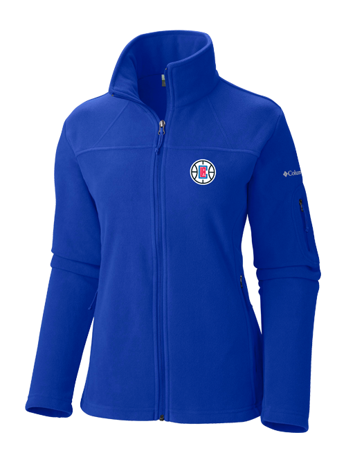 LA Clippers Women's Give and Go Full Zip Jacket