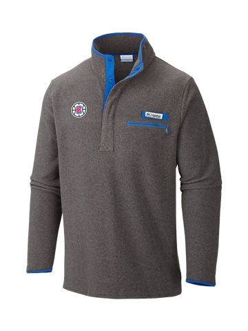 LA Clippers Harborside Quarter Zip Pullover