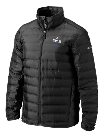 LA Clippers Lake 22 Black Jacket