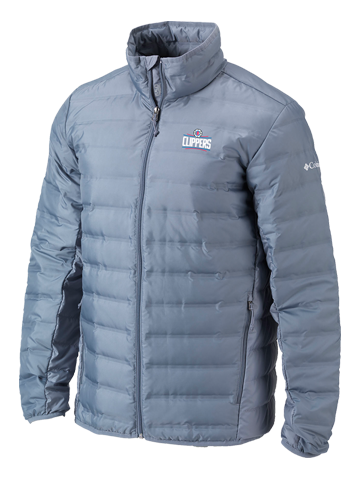LA Clippers Lake 22 Gray Jacket
