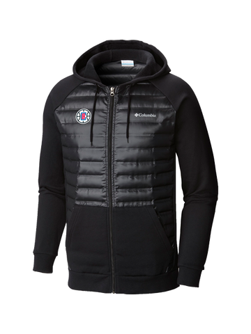 LA Clippers Northern Comfort Full Zip Jacket