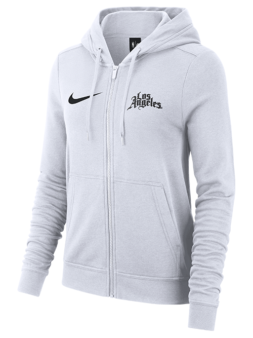 LA Clippers Women's City Edition Full Zip Hoody
