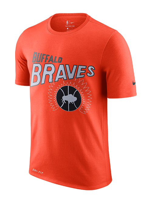 LA Clippers Buffalo Braves Vintage T-Shirt