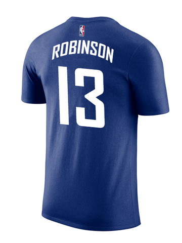 LA Clippers Jerome Robinson Icon T-shirt - Navy