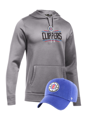 LA Clippers Game Time Holiday Bundle