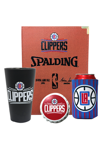 LA Clippers Stocking Stuffers Holiday Bundle