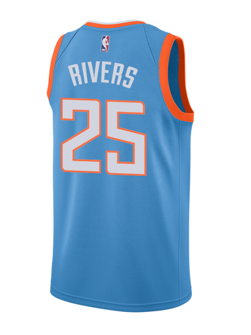 LA Clippers Austin Rivers City Edition Swingman Jersey