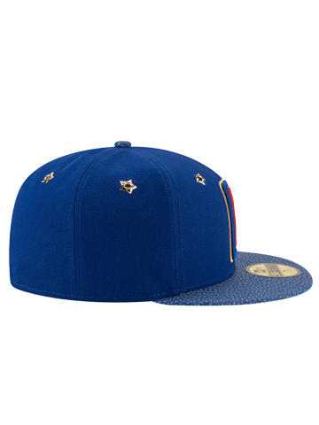 LA Clippers All-Star 5950 Starry Eye Fitted Cap