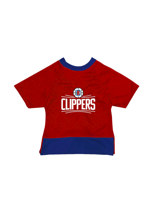 LA Clippers Athletic Dog Jersey