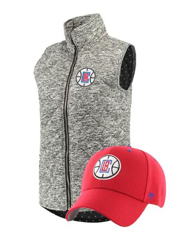 LA Clippers Women's Have It All Holiday Bundle