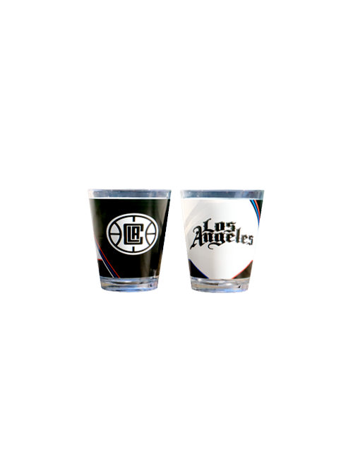 Clippers City Edition Printed 2oz Shot Glass