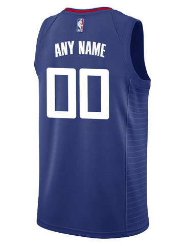 LA Clippers Custom Icon Swingman Jersey