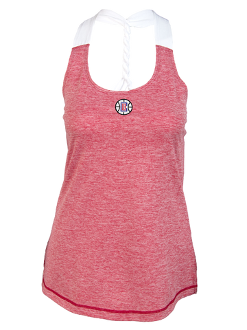 LA Clippers Women's Curve Tank Top